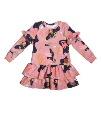 sukienka rosnąca z dzieckiem