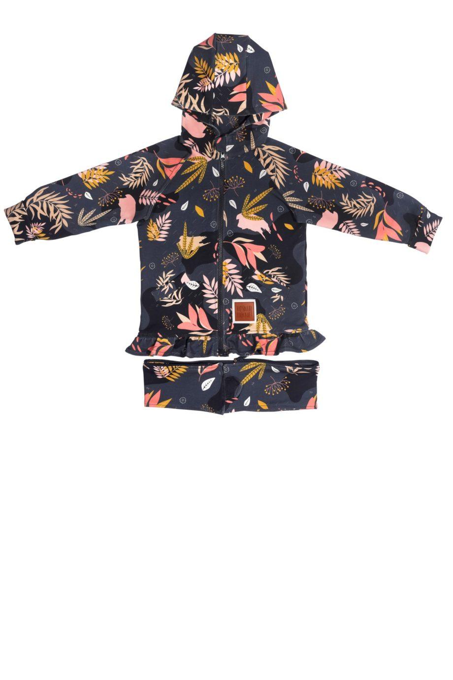 bluza z dopinką