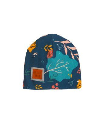 jesienna czapka
