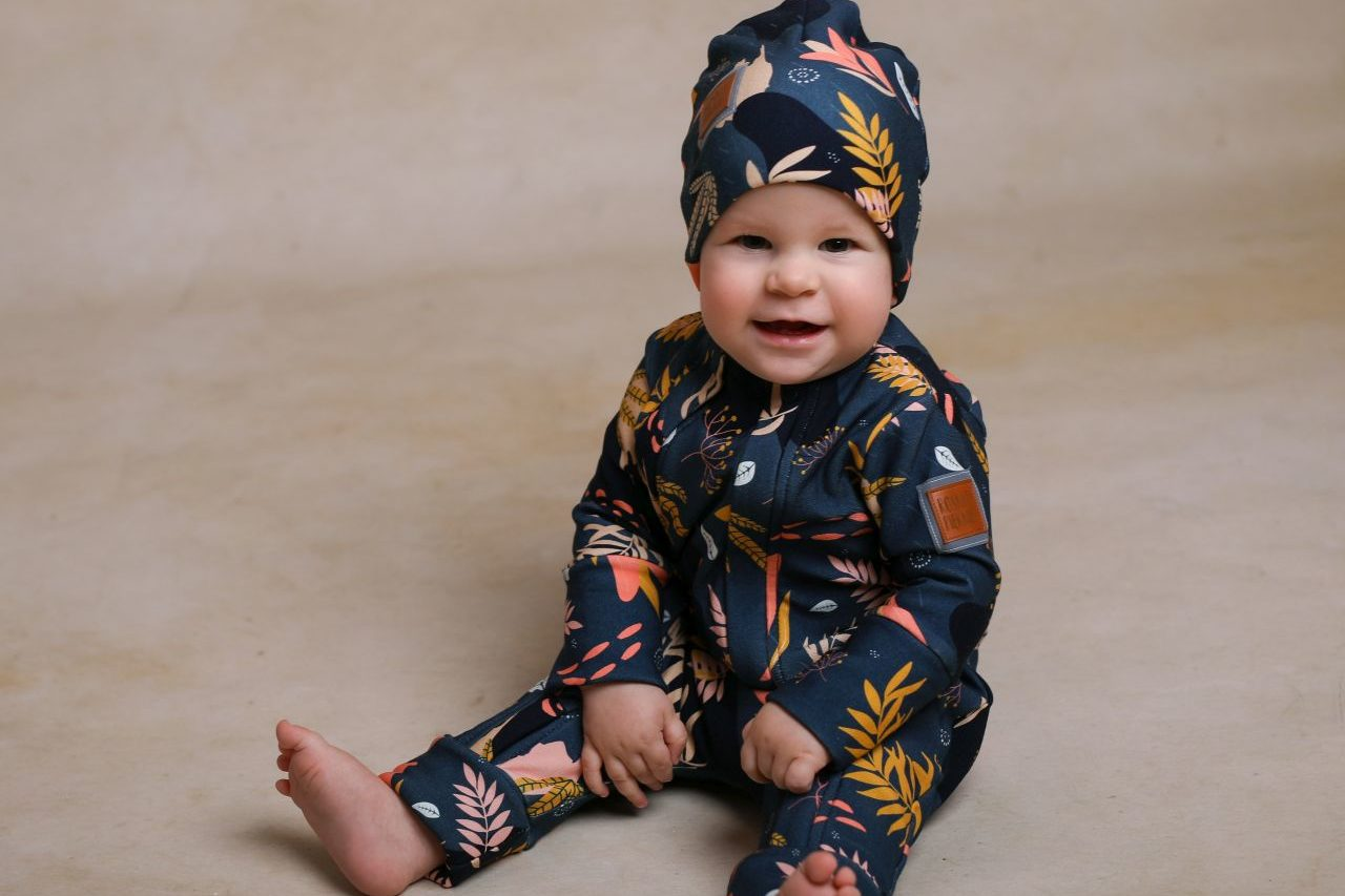 czapka dla małego dziecka