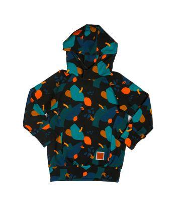 bluza hoodie jesienny print