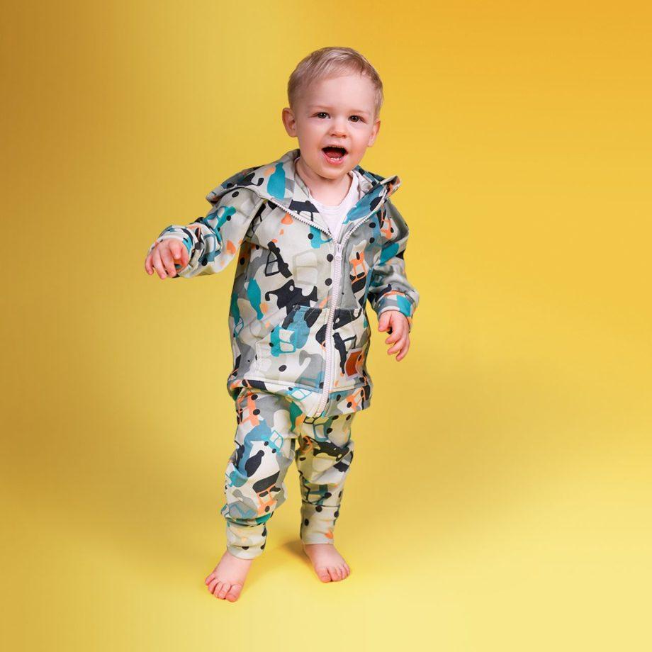 Spodnie dla chłopca, ROŚNIJ PIĘKNIE!